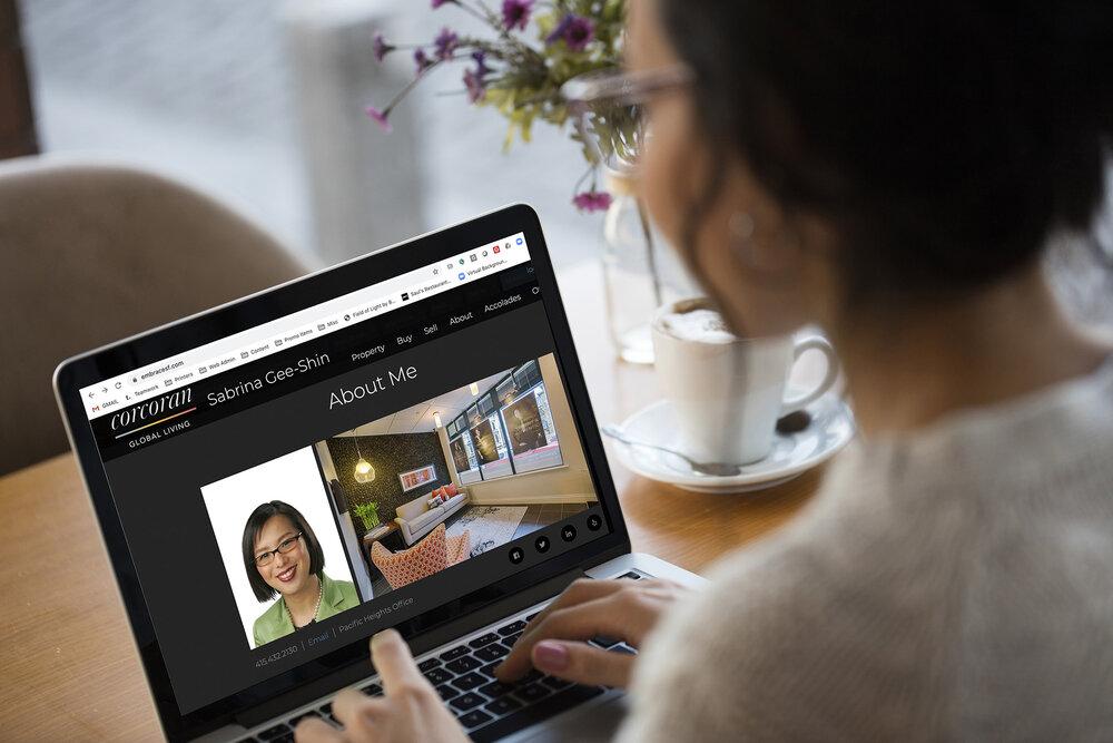 Full-Featured Agent Websites